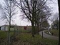 Warinenpoort-weg-naar DE-Steenen-Poort Houten Nederland.JPG