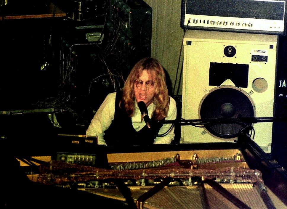 Warren Zevon 1976