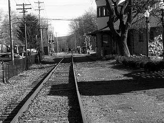 Warwick (village), New York - Warwick Station