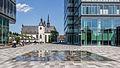 Wasserspiel Kennedyplatz, Köln, Alt St. Heribert-8256.jpg