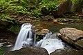 Waterfall-above-mill-creek - West Virginia - ForestWander.jpg