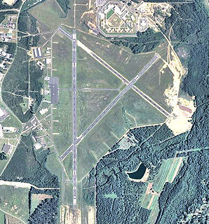 Waycross–Ware County Airport airport in Ware County, United States of America