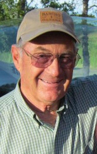 Wayne Handley - Portrait of Handley