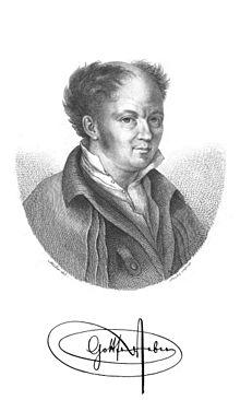 Gottfried Weber (Quelle: Wikimedia)