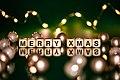 """Weihnachten, Schriftzug """"MERRY XMAS"""" -- 2020 -- 3700.jpg"""