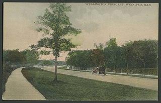 Wellington Crescent, Winnipeg Neighbourhood in Winnipeg, Manitoba, Canada