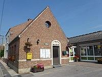 Wemaers-Cappel (Nord, Fr) mairie.JPG