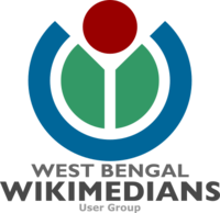 West Bengal Wikimedians User Group Logo variation 4.png