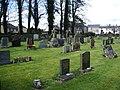 West Bradford Methodist Church, Graveyard - geograph.org.uk - 759022.jpg