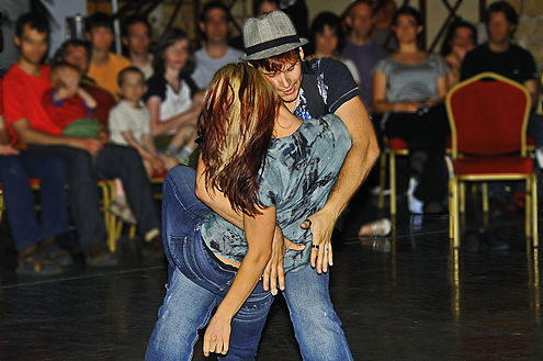 Jack and Jill (danse) — Wikipédia