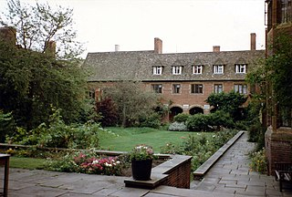 Westcott House, Cambridge Church of England theological college based in Jesus Lane, Cambridge