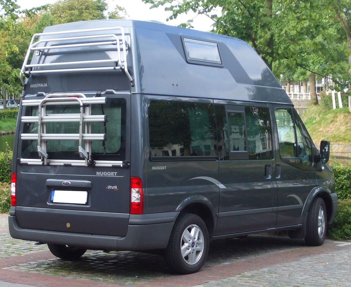 Ford Galaxy Camper Conversion >> Westfalia - Wikipedia