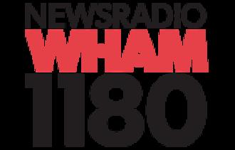 WHAM (AM) - Image: Wham 1180