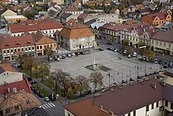 Widok układu urbanistycznego Bochni z wieży kościoła farnego.jpg