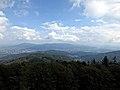 Widok z wieży widokowej pod Szyndzielnią 2.jpg