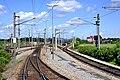 Wien Zentralverschiebebahnhof Ausfahrgruppe Westschleife.jpg