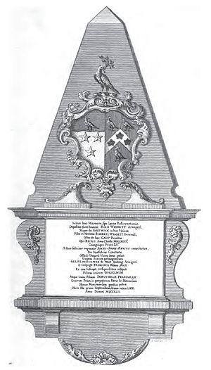 Guist - Image: Wiggett memorial