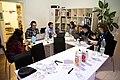 Wikidata-Workshop Wikimedia Österreich 2018-11-17 13.jpg