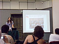 Wikimania 2010 - Presentation- Role of Women in Wikipedia (II).jpg