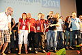 Wikimania 2011 - Closing ceremony (116).JPG
