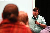 Wikimania 2015 - Joe Sutherland 24.jpg