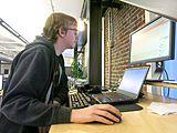Wikimedia Multimedia Team - January 2014 - Photo 11.jpg
