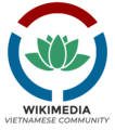 Wikimedia Vietnamese Community Logo.png