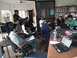 Wikimeetup Bangalore 11 March 2012 2511.JPG