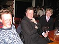 Wikipedians in Iceland Cafe Paris 2008 1.jpg