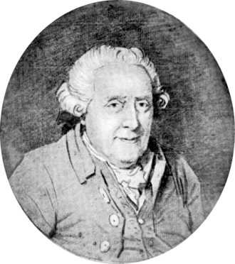 Wilhelm Friedemann Bach - Sketch of Wilhelm Friedemann Bach