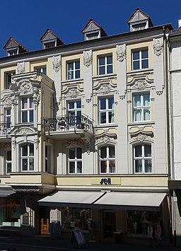 Wilhelmstraße in Würzburg