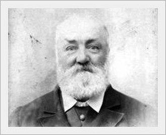 William Arnott (biscuit manufacturer) - Image: William Arnott