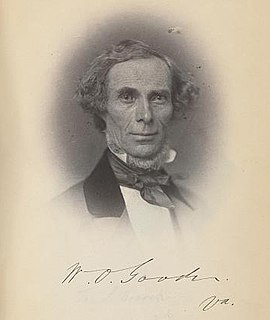 William Goode (politician) American politician and lawyer