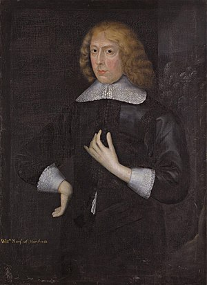 William Seymour, 2nd Duke of Somerset - William Seymour, Marquess of Hertford, later 2nd Duke of Somerset (1588-1660), portrait attributed to Gilbert Jackson (c.1595/1600-post-1648), private collection