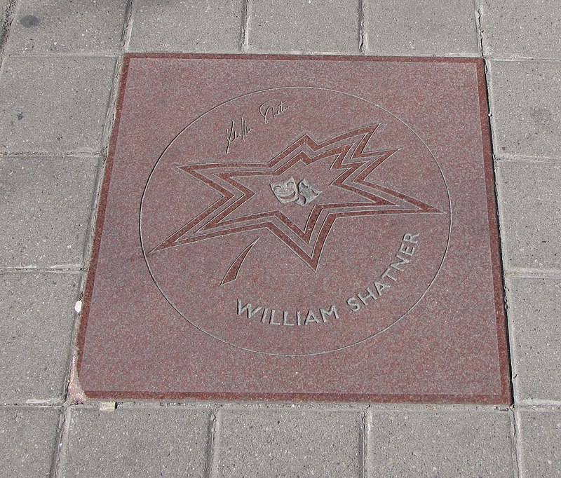 William Shatner star on Walk of Fame.jpg