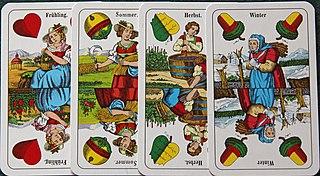 <i>Deuce</i> (playing card) playing card