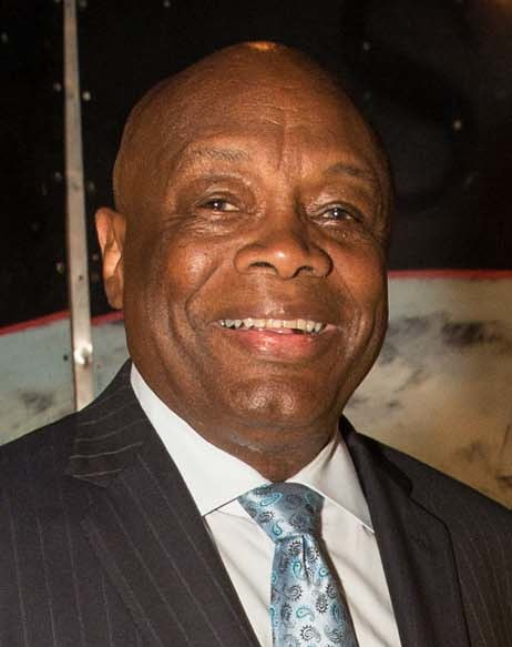 Willie Brown, September 2013 (cropped)