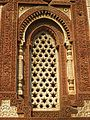 Window at Alai Darwaza, Qutb complex.jpg