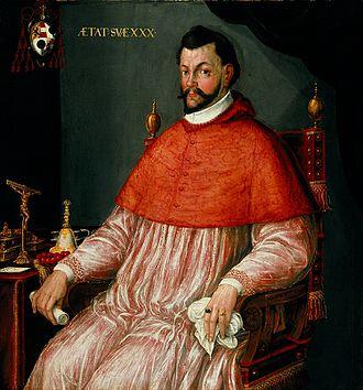 Wolf Dietrich von Raitenau - Wolf-Dietrich von Raitenau (1589)