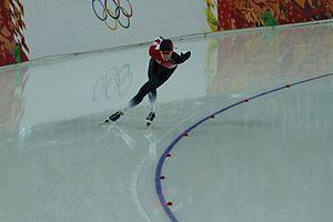 Czech Republic at the 2014 Winter Olympics - Martina Sáblíková won silver in the 3000 m.