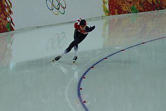 Speed skating at the 2014 Winter Olympics – Women's 3000 metres - Martina Sáblíková