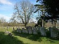 Wonston - Holy Trinity Church Graveyard - geograph.org.uk - 1770724.jpg