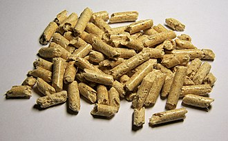 Biomass - Wood pellets