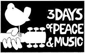 Woodstock Music & Art Fair presents An Aquarius Exhibition 3 Days of Peace & Music