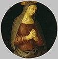 Workshop of Perugino - The Mourning Virgin, circa 1520.jpg