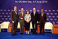 World Economic Forum (WEF) meeting in Ho Chi Minh City, Vietnam, June 7, 2010.jpg