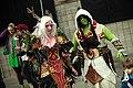 World of Warcraft cosplayers (16018033652).jpg