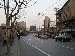 石门二路街道