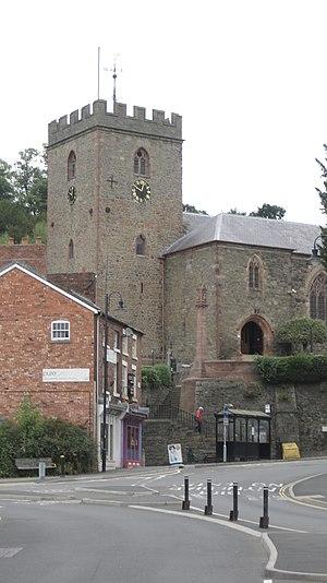 Welshpool - St Mary's Church, Welshpool