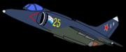 Штурмовик Як-38